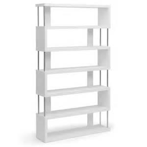 modern display shelves