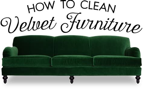 How To Clean Sofa Upholstery by How To Clean Velvet Furniture Roger Chris