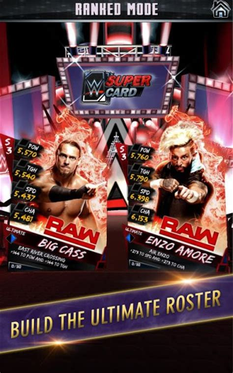 aptoide wwe 2k wwe supercard download apk for android aptoide