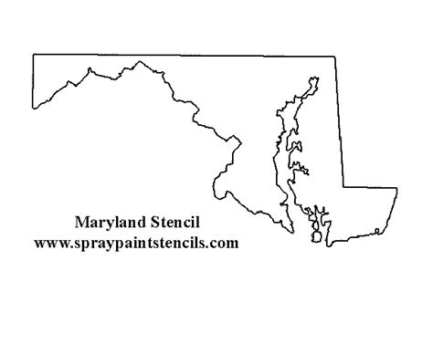 Of Maryland Search Outline Of Maryland Images Search