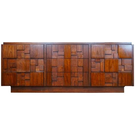 lane furniture bedroom sets mid century brutalist mosaic bedroom suite set by lane