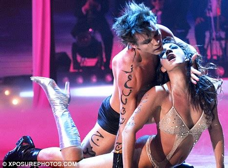 kheng hua tan hot what would brucie say argentine strictly come dancing