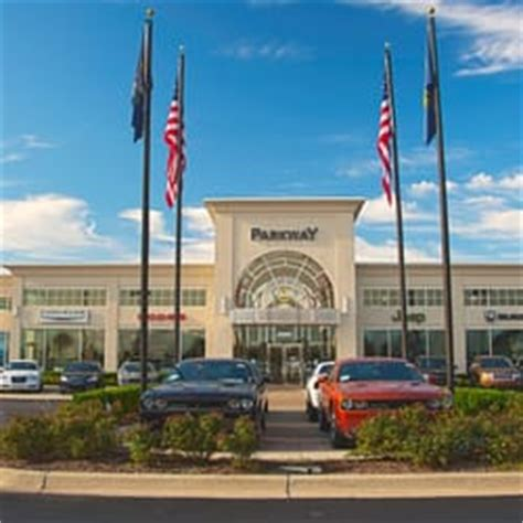 Parkway Jeep Parkway Dodge Chrysler Jeep Ram Shops Clinton