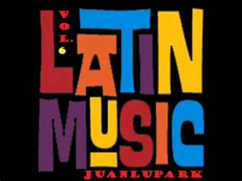 Latin Music Vol 6 Mambo Latin House Electro Latino Merengue Mayo Junio 2012