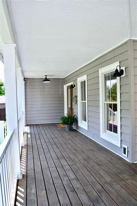 cordovan brown behr semi transparent stain floor deck