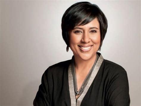 sridevi personality barkha dutt a prominent indian journalist utsavpedia