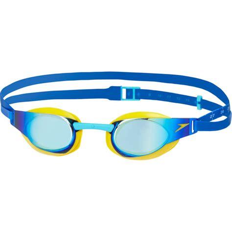 junior mirrored swimming goggles speedo junior fastskin3 elite mirror goggle junior
