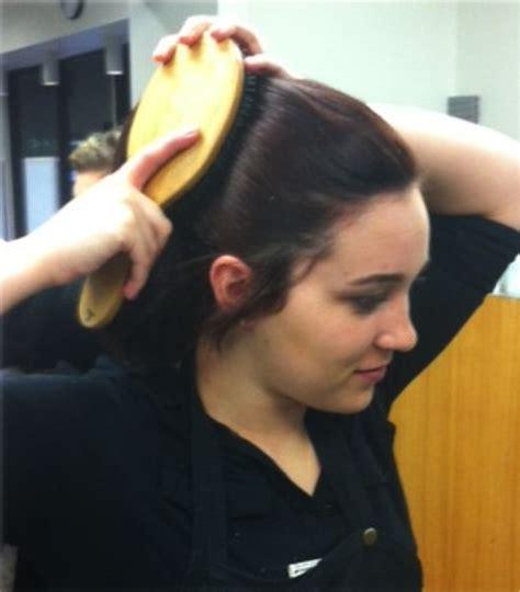 ariana grande high ponytail step by step ariana grande s sleek high ponytail aveda institutes south
