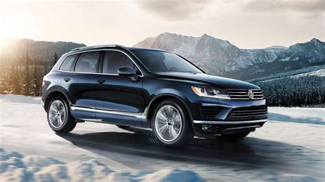 Leith Volkswagen Cary Nc by 2017 Volkswagen Touareg Volkswagen Touareg In Cary Nc