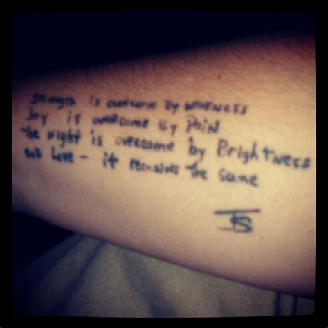 tattoo poems tupac poem on my arm tupac poem
