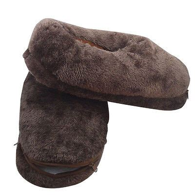 heated mens slippers aliexpress buy unisex winter warmer indoor heating
