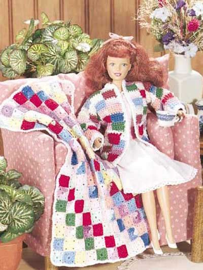 Patchwork Dolls Patterns - crochet miscellaneous crochet accessories fashion doll