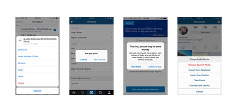 build a native android ui ios ui with xamarin forms gui design what are best practices for deciding when to