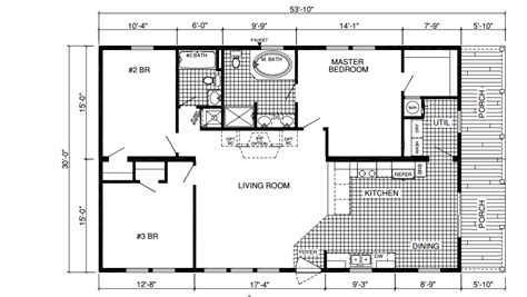 Deer Valley Mobile Home Floor Plans | deer valley mobile home floor plans