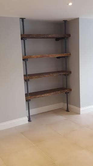 scaffold shelves dublin clonliffe road shelves industrial style scaffold