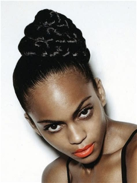 party hairstyles afro hair african american party hairstyles