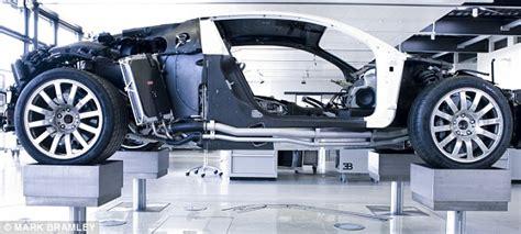 Why the 1.35 million euros Bugatti Veyron is the fastest