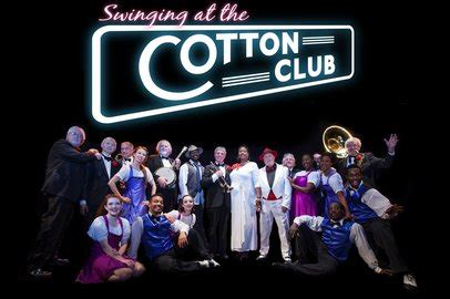 swinging at the cotton club the show