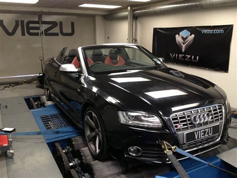 Audi S5 Chiptuning by Viezu Audi S5 Model Tuning And Audi S5 Ecu Remapping