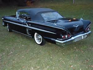 1958 chevrolet impala convertible 63813