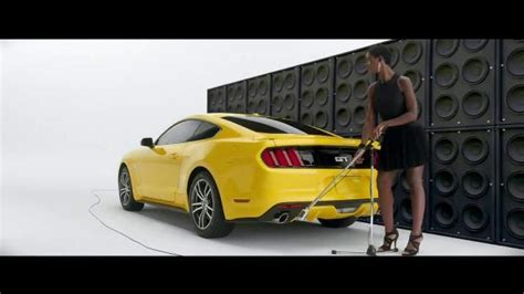 ford tv commercial ford mustang tv commercial demands attention by design