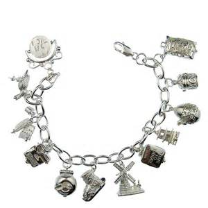 Design your own charm bracelet jewelry