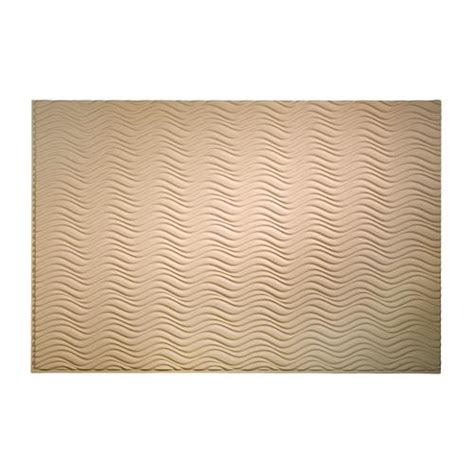 Plastic Wainscoting Panels Fasade Wavation 32 Quot X 48 Quot Pvc Wainscot Panel At Menards 174