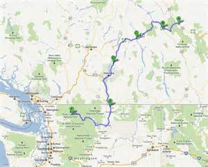 map of lake louise canada artstream road trip the cassiar hwy to lake louise and