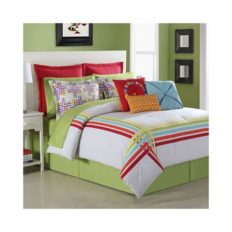 comforter sets deals deals madison park curtis pleated 7 pc comforter set