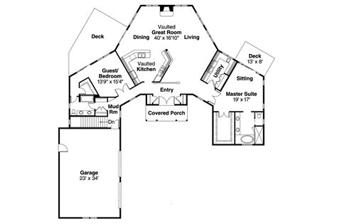 craftsman l shaped house plans house and home design