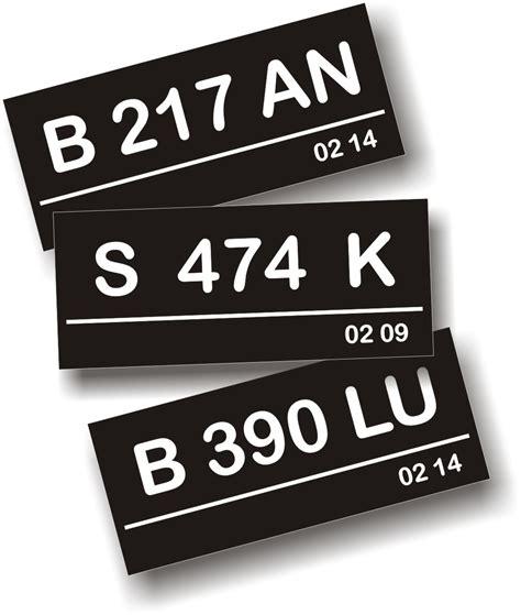 Lu Plat Nomor Mobil Inilah Plat Nomor Mobil Paling Unik Di Dunia Wajib Lihat