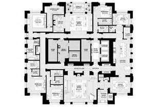 Penthouse Floor Plan by Dspace Elysian Penthouse Residences Floor Plans