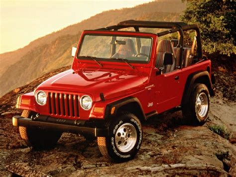 red jeep jeep red 1999 florida mitula cars