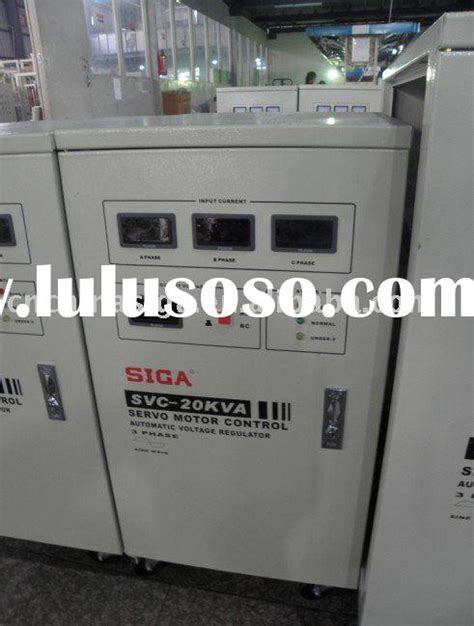 3 Phase Voltage Stabilizer 20kva by Automatic Voltage Stabilizer Wiring Diagram Single Phase