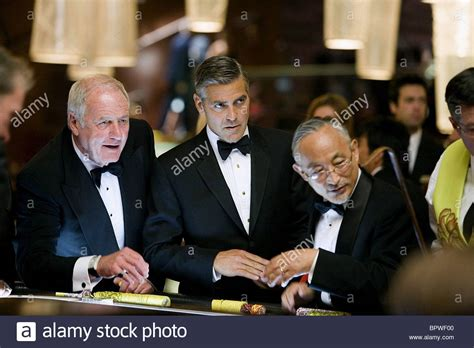 George Clooney Says Oceans Thirteen Will Be The Last by Jerry Weintraub George Clooney S Thirteen S