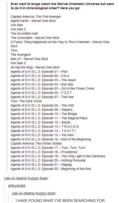 how to all marvel in order the marvel series and in order pinning for