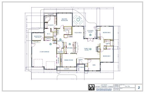 blueprint floor plan sle floorplan understanding house blueprints home