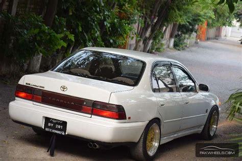 Toyota Corolla 1994 of stupendousjuniie   Member Ride