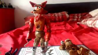Five nights at freddys foxy the pirate fox custom action figure review
