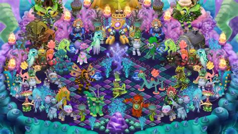 My Singing Monsters - Ethereal Island (Full Song) (2.0.5 ... Ethereal Island