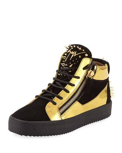 giuseppe zanotti sneakers for giuseppe zanotti s shoes collection at neiman