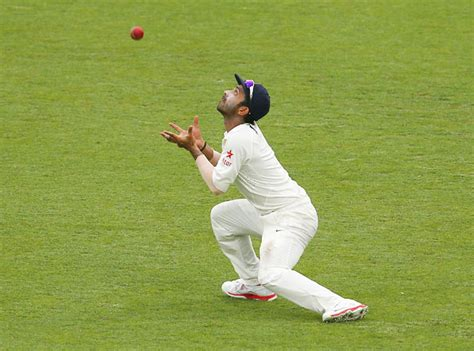 Novel 2nd Karangan Fielding rahane fielder to take 8 catches in a test rediff cricket