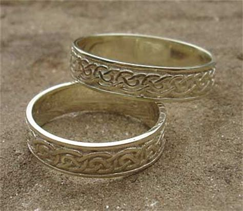 Scottish Wedding Rings by Scottish Celtic Wedding Ring For Or In
