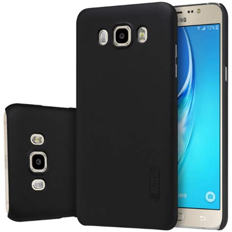 Hardcase For Samsung J7 jual nillkin frosted samsung galaxy j7 2016 black indonesia original harga murah