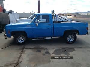 1980 chevy shortbed