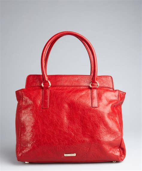 Lipstik Ily lyst minkoff lipstick leather illy tote in