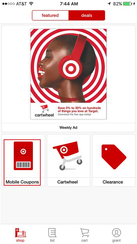 Target Mobile Gift Card - target app coupons 10 target gift card with 50 grocery purchase expires today