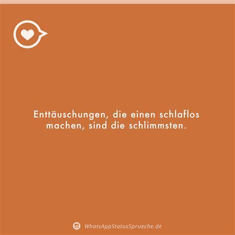 sprueche ueber enttaeuschung whatsapp status sprueche