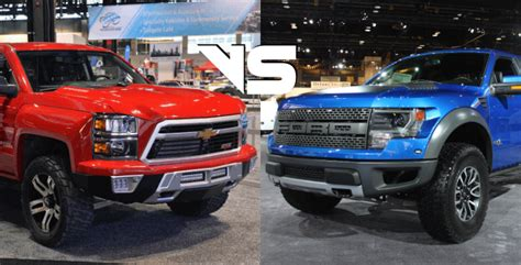 chevy reaper vs ford raptor