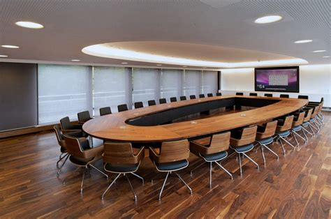 Large Meeting Table Modern Conference Room Tables Office Furniture Founterior